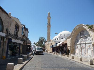 Mešita v Jaffe