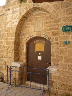 Dom Šimona Garbiara - Údajný domov svätca koptských kresťanov