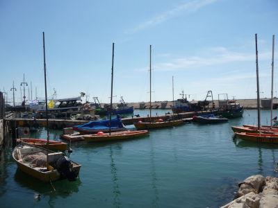 Prístav v Jaffe