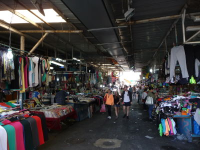 Tržnica v štvrti Neve Tzedek