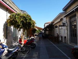 V uličkách Limassolu