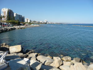 Prímorská promenáda v Limassole