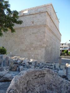 Hrad v Limassole