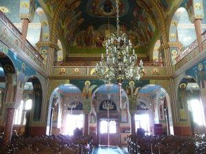 Chrám Panagia Katholiki v Limassole - Nejedná sa o katolícky chrám, ako by sa mohlo zdať z jeho názvu, ale o ortodoxnú katedrálu