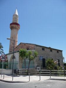 Mešita v Limassole