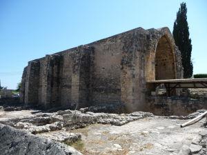 Pevnosť v Kolossi - Budova pre výrobu cukru