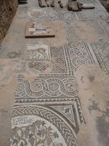 Mozaiky z baziliky