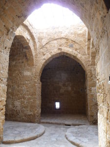 Vnútro pevnosti je prázdne