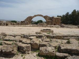 Ruiny Hradu 40 stĺpov