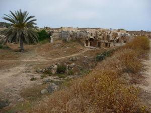 Niektoré hrobky museli za svojich čias vyzerať ako bytové domy
