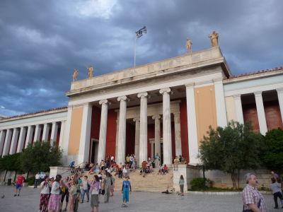 Národné archeologické múzeum v Aténach