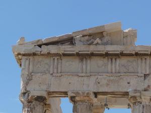 Partenón - Detail