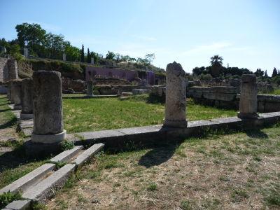 Pohrebisko a archeologické nálezisko Kerameikos