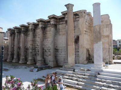 Hadriánova knižnica