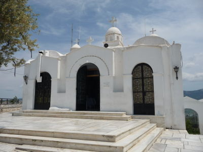 Kostol sv. Izidora na vrchu Lycabetus