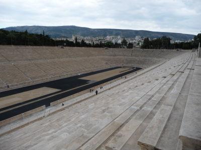 Mramorový štadión Panathinaikó