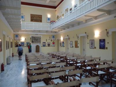 Mramorový štadión Panathinaikó - Múzeum