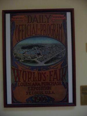 Aj tretia olympiáda, v roku 1904, bolá len vedľajšou súčasťou svetovej výstavy EXPO - tentokrát v americkom St. Louis