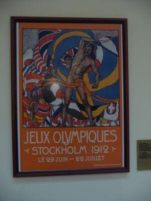 5. olympiáda - Štokholm
