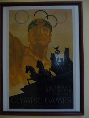 11. olympiáda - 1936 - Berlín - Neslávne známa olympiáda organizovaná nacistami