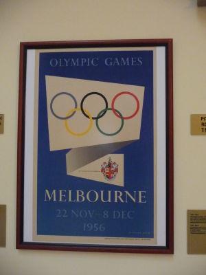 16. olympiáda - 1956 - Melbourne