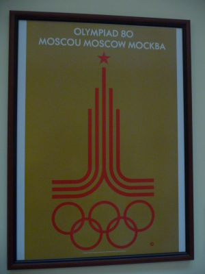 """22. olympiáda - 1980 - Moskva - prvá olympiáda vo """"východnom"""" bloku"""
