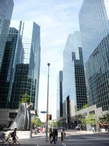 Ottawa a moderná architektúra