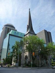 Ottawa a mix modernej a klasickej architektúry