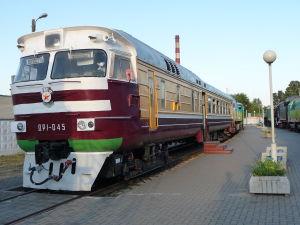 Brest - Železničné múzeum