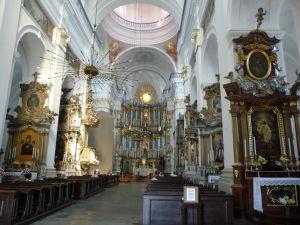 Grodno - Kostol objavenia sv. kríža