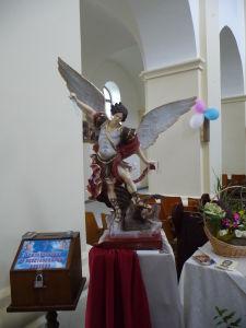 Katolícky Kostol sv. Mikuláša - Sv. Michal