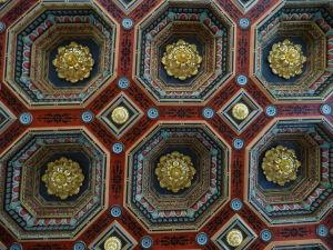 Dekorácie stropu