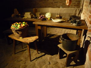 Podzemná kuchyňa