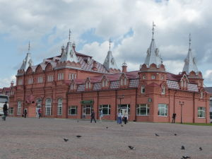 Informačné centrum kláštora