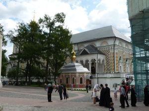 Refektórium a kostolík sv. Michala