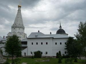 Nemocnica a izby pre mníchov