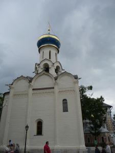 Chrám Ducha Svätého so zvonicou