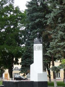 Lenin je proste večný