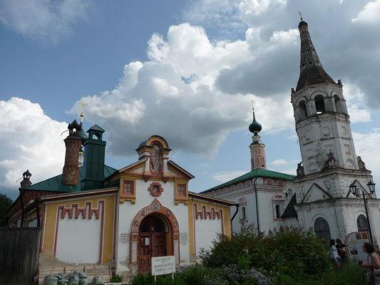 Kostol sv. Mikuláša v suzdaľskom Kremli