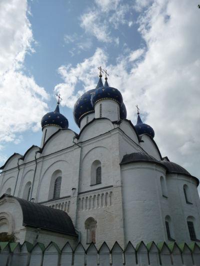 Suzdaľský kremeľ, Katedrála Narodenia Panny Márie