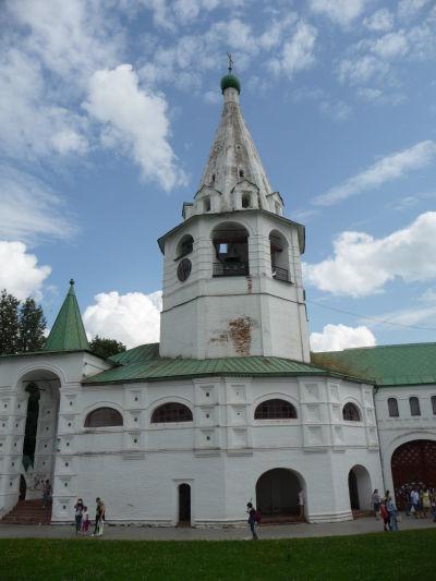 Suzdaľský kremeľ, zvonica