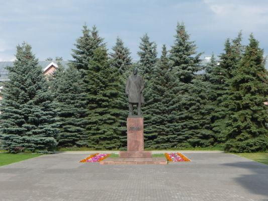 Pamätník V. I. Lenina v Suzdali