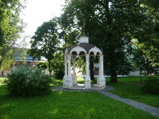 Kláštor sv. Euthymia v Suzdali