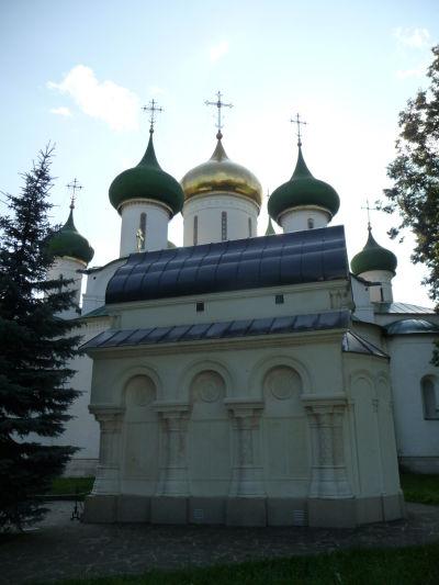 Kláštor sv. Euthymia v Suzdali, Katedrála Premenenia Pána