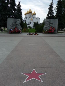 Komunizmus a náboženstvo (Chrám nanebovzatia)