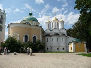 Kláštor premeny Spasiteľa - Katedrála
