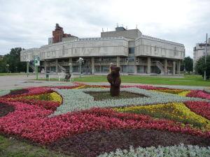 Divadlo Kukol a maskot mesta
