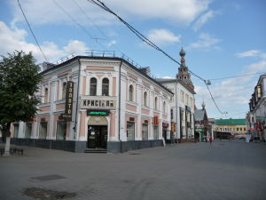 V uliciach Jaroslavle