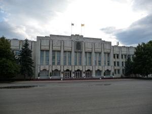 Narazíme tu samozrejme i na sovietsku architektúru