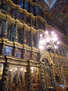 Chrám proroka Eliáša - Oltár